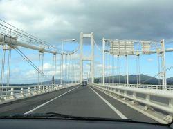 気持ちよい橋です