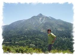 ポン山から利尻山