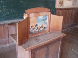 1、2年生の教室