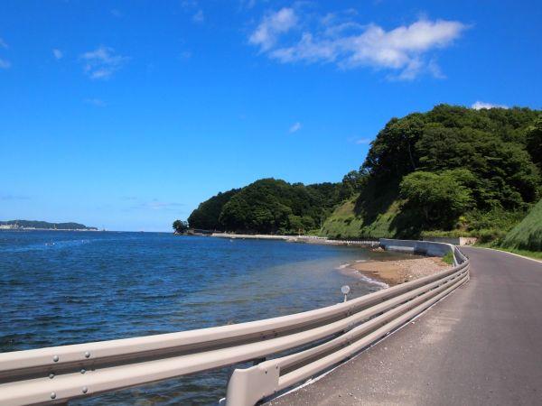 空も海も青い(・∀・)