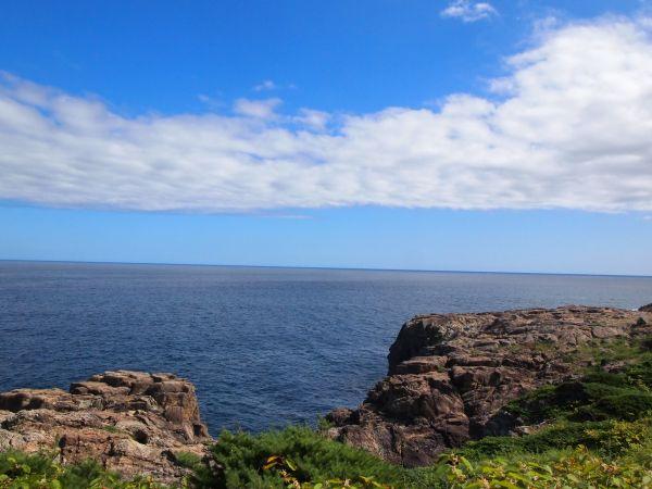 本当に海は青い・・